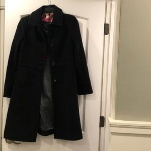 J Crew Women's Wool Coat